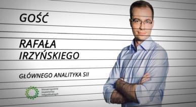 Gość Rafała Irzyńskiego