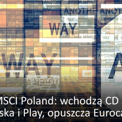 Indeks MSCI Poland
