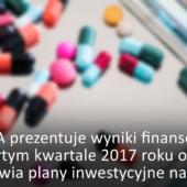 Neuca prezentuje wyniki finansowe po czwartym kwartale 2017