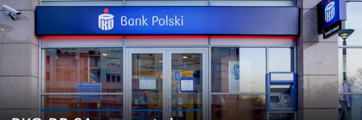PKO BP prezentuje dane finansowe za 2017 rok