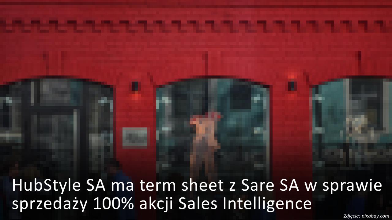 HubStyle ma term sheet z Sare