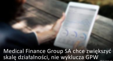 Medical Finance Group