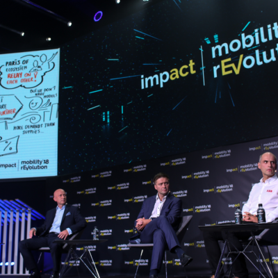 Impact mobility rEVolution'18