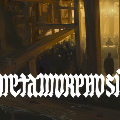 Metamorphosis - Ovid Works