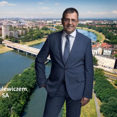 Wywiad z Krzysztofem Andrulewiczem, Prezesem Zarządu Archicom SA