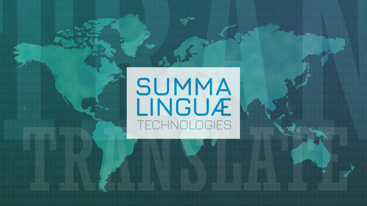 Summa Linguae Technologies